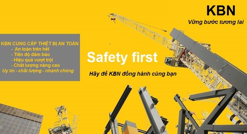 thiết bị bảo hộ an toàn