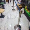 bán cột chắn inox dây căng hcm