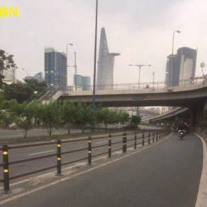 hàng rào giao thông nhựa