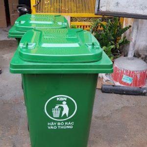 thùng rác nhựa hdpe 240 lít hồ chí minh