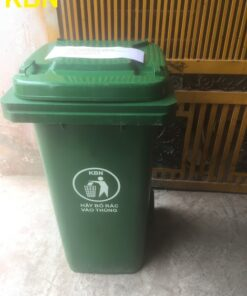 thùng rác nhựa hdpe 240 lít thủ đức